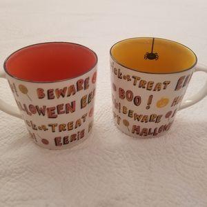 Starbucks Set of Halloween Mugs
